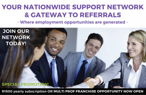 support network and gateway to referrals
